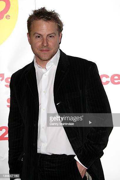 Actor Samuel West attends The Place2Be Christmas Carol Service at St Peter's Church on December 12 2011 in London England