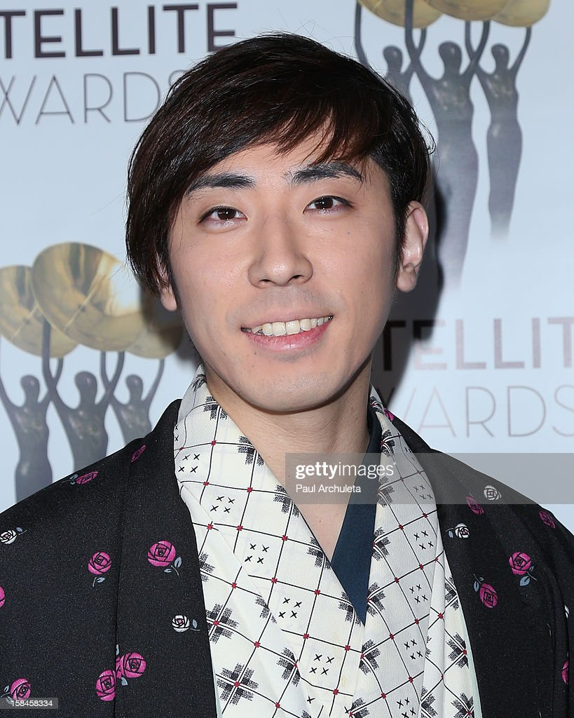 Actor Sanshiro Katsura attends the International Press Academy's 17th Annual Satellite Awards at InterContinental Hotel on December 16, 2012 in Century City, California.