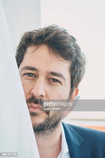 Actor Santiago Mitre is photographed for Self Assignment on May 24 2017 in Cannes France