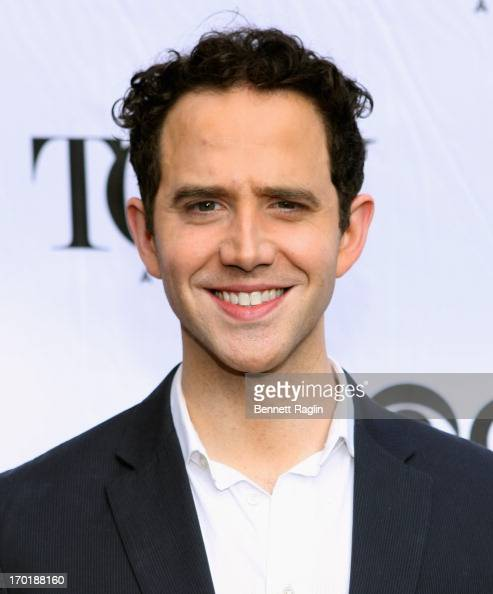 Actor Santino Fontana attends the 2013 Tony Awards Eve Cocktail Party at Luggo Caffe on June 8 2013 in New York City