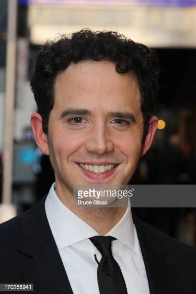 Actor Santino Fontana attends the 67th Annual Tony Awards at Radio City Music Hall on June 9 2013 in New York City