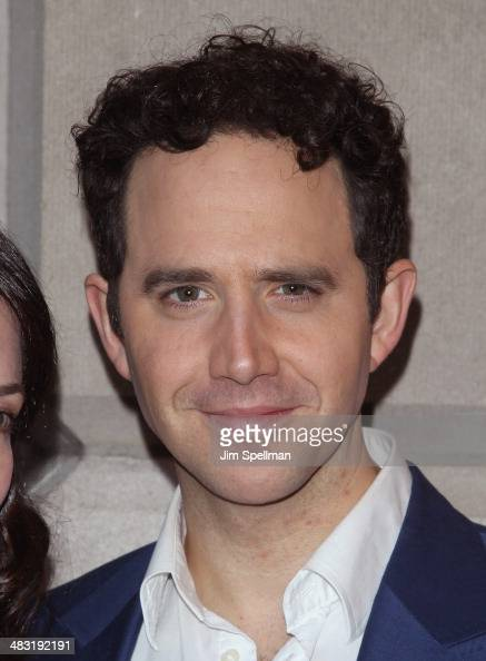 Actor Santino Fontana attends the Broadway opening night of 'The Realistic Joneses' at The Lyceum Theater on April 6 2014 in New York City