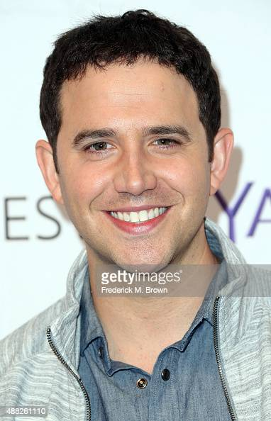 Actor Santino Fontana of the television show 'Crazy ExGirlfriend' attends The Paley Center for Media's PaleyFest 2015 Fall TV preview for the CW at...