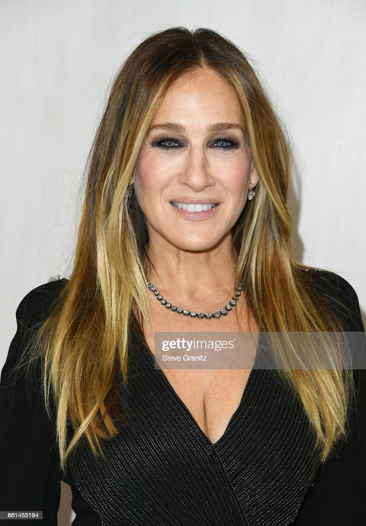 Actor Sarah Jessica Parker at Bottega Veneta Hosts Hammer Museum Gala In The Garden on October 14, 2017 in Westwood, California.
