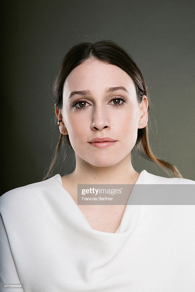 Actor Sarah Sutherland is photographed on May 23, 2015 in Cannes, France.