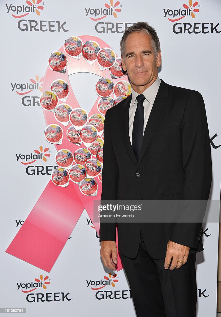 Actor <a gi-track='captionPersonalityLinkClicked' href=/galleries/search?phrase=Scott+Bakula&family=editorial&specificpeople=217589 ng-click='$event.stopPropagation()'>Scott Bakula</a> attends Variety & Women In Film Pre-Emmy Event presented by Yoplait Greek at Scarpetta on September 20, 2013 in Beverly Hills, California.