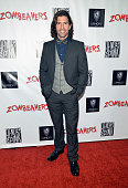 Actor Scott Burn attends the premiere of Freestyle Releasing's new film 'Zombeavers' at The Theatre At The Ace Hotel on March 18 2015 in Los Angeles...