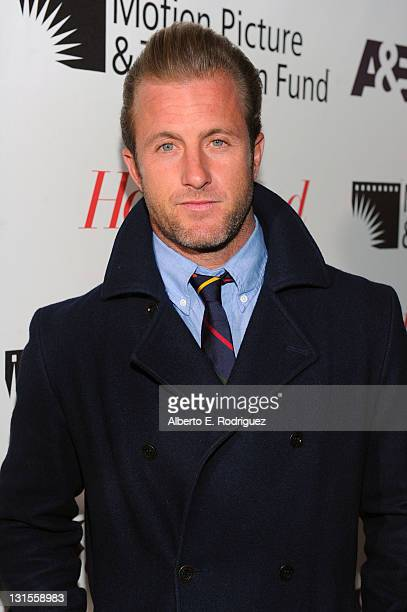 Actor Scott Caan arrives at The Hollywood Reporter's Annual Next Generation Reception held at Milk Studios on November 5 2011 in Los Angeles...