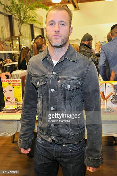 Actor Scott Caan attends the Photography Exhibition at Paul Smith LA on April 30 2015 in Los Angeles California