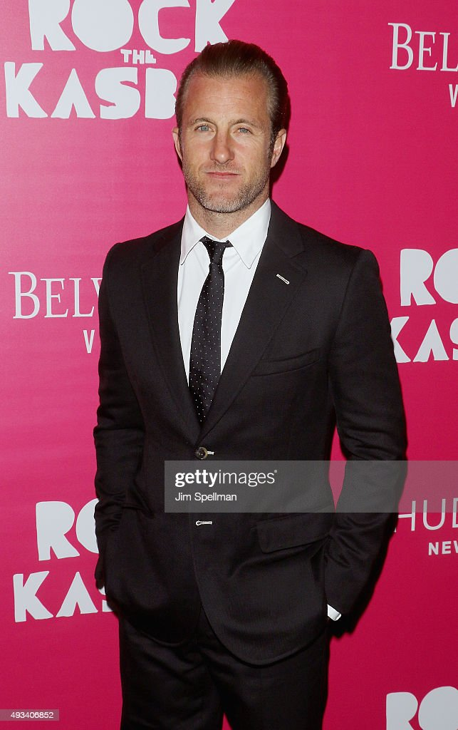 Actor Scott Caan attends the 'Rock The Kasbah' New York premiere at AMC Loews Lincoln Square on October 19, 2015 in New York City.