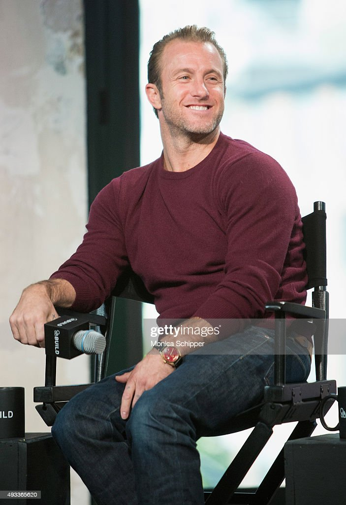 Actor <a gi-track='captionPersonalityLinkClicked' href=/galleries/search?phrase=Scott+Caan+-+Actor&family=editorial&specificpeople=227280 ng-click='$event.stopPropagation()'>Scott Caan</a> speaks at AOL Build Presents 'Rock The Kasbah' at AOL Studios In New York on October 19, 2015 in New York City.