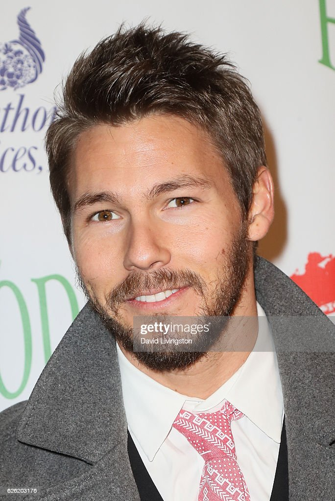 Actor Scott Clifton arrives at the 85th Annual Hollywood Christmas Parade on November 27, 2016 in Hollywood, California.
