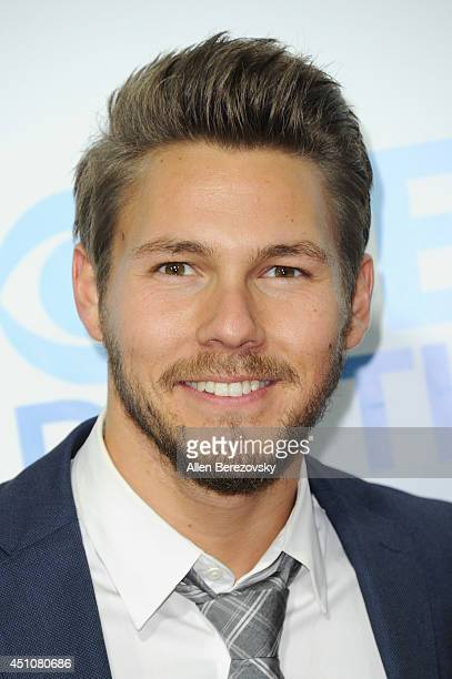 Actor Scott Clifton attends the 41st Annual Daytime Emmy Awards CBS After Party at The Beverly Hilton Hotel on June 22 2014 in Beverly Hills...