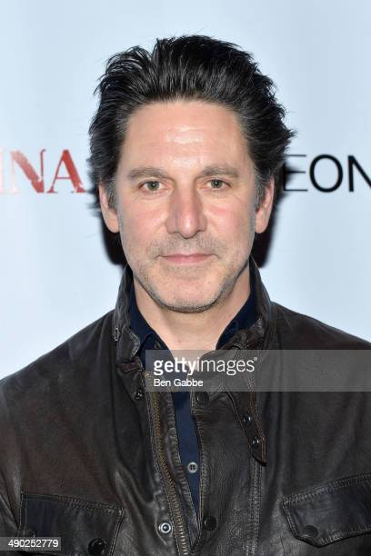 Actor Scott Cohen attends the Gersh New York Upfronts Party at Asellina at the Gansevoort on May 13 2014 in New York City