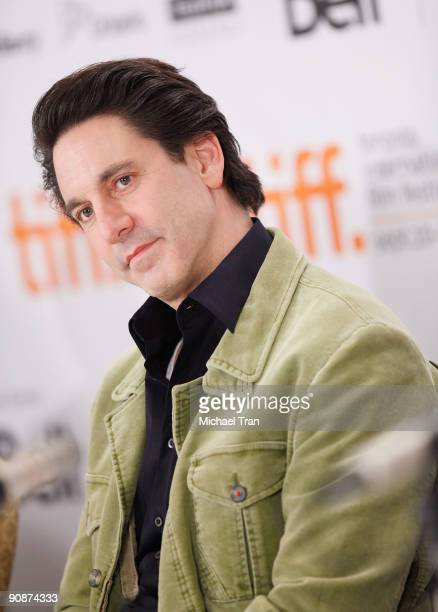 Actor Scott Cohen attends the 'Love And Other Impossible Pursuits' press conference during the 2009 Toronto International Film Festival held at...
