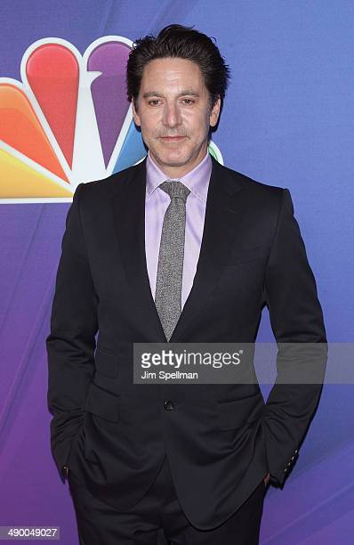 Actor Scott Cohen from 'Allegiance' attends the 2014 NBC Upfront Presentation at The Jacob K Javits Convention Center on May 12 2014 in New York City