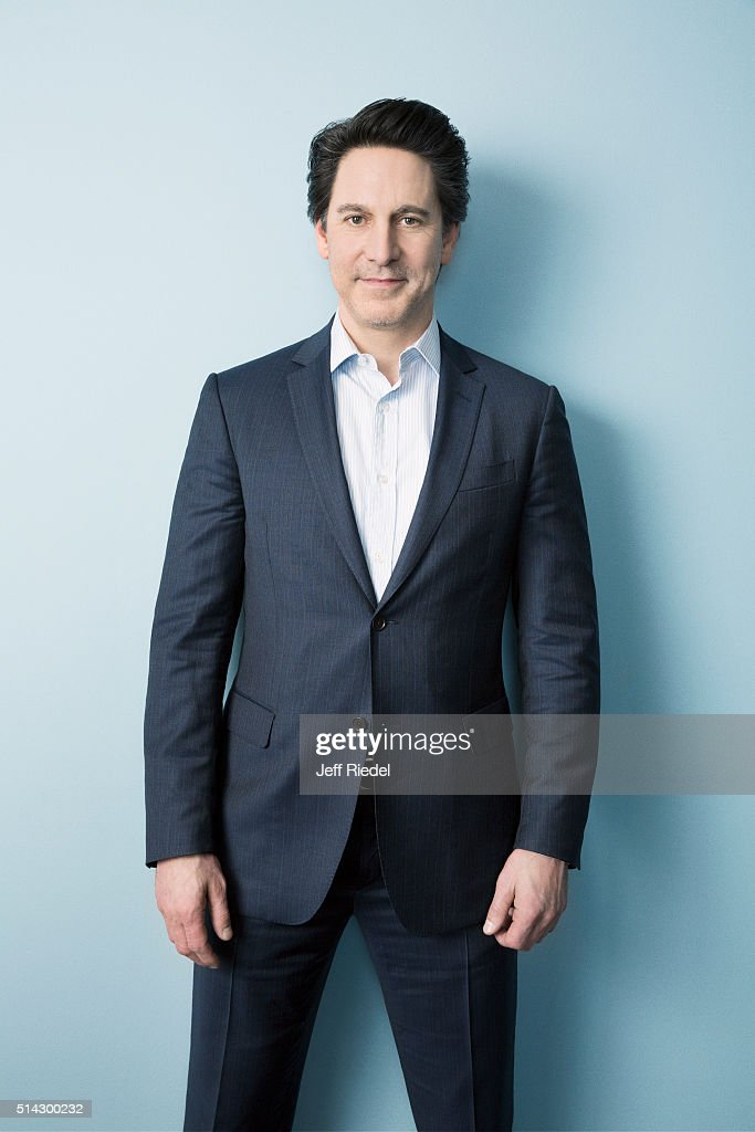 Actor Scott Cohen is photographed for TV Guide Magazine on January 16, 2015 in Pasadena, California.