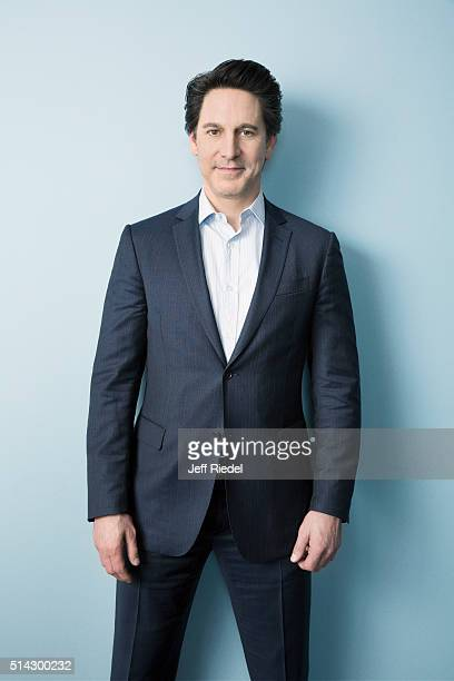 Actor Scott Cohen is photographed for TV Guide Magazine on January 16 2015 in Pasadena California