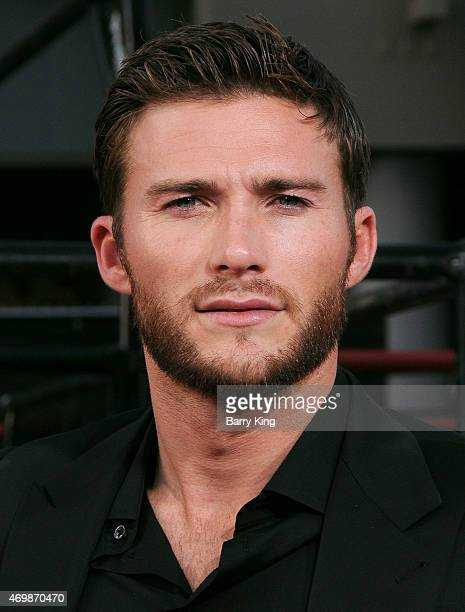 Actor Scott Eastwood arrives at the Los Angeles Premiere 'The Longest Ride'at TCL Chinese Theatre IMAX on April 6 2015 in Hollywood California