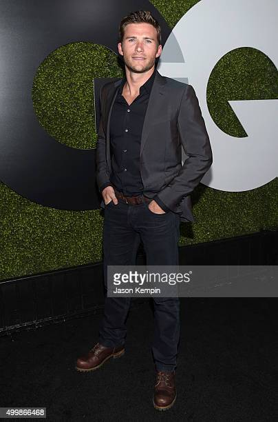 Actor Scott Eastwood attends the GQ 20th Anniversary Men Of The Year Party at Chateau Marmont on December 3 2015 in Los Angeles California