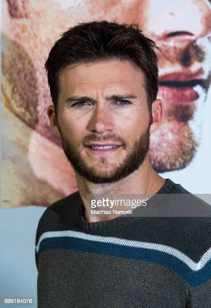 Actor Scott Eastwood attends the 'Overdrive' Photo Call at Hotel De Rome on June 21 2017 in Berlin Germany