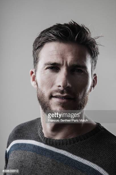 Actor Scott Eastwood is photographed for Paris Match on June 20 2017 in Paris France