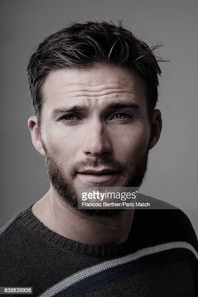 Actor Scott Eastwood is photographed for Paris Match on June 20 2017 in Paris France