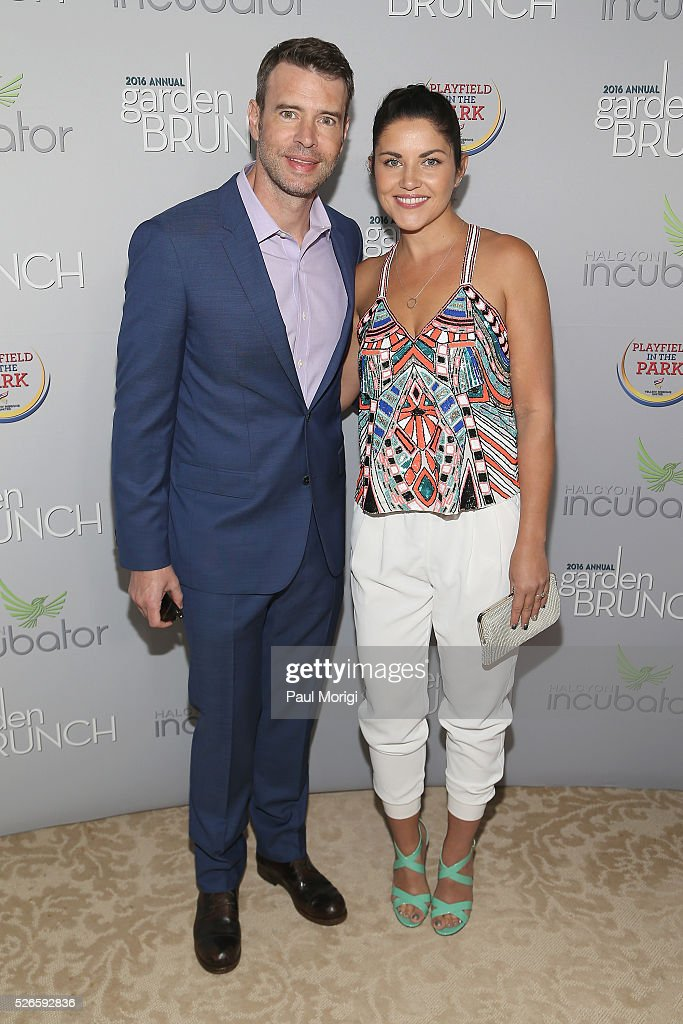 Actor <a gi-track='captionPersonalityLinkClicked' href=/galleries/search?phrase=Scott+Foley&family=editorial&specificpeople=615795 ng-click='$event.stopPropagation()'>Scott Foley</a> and <a gi-track='captionPersonalityLinkClicked' href=/galleries/search?phrase=Marika+Dominczyk&family=editorial&specificpeople=797591 ng-click='$event.stopPropagation()'>Marika Dominczyk</a> attend the Garden Brunch prior to the 102nd White House Correspondents' Association Dinner at the Beall-Washington House on April 30, 2016 in Washington, DC.