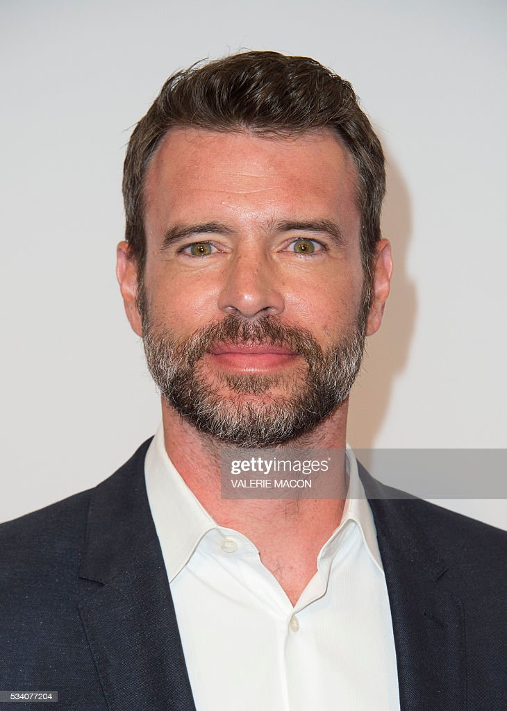 Actor Scott Foley attends the 41st Annual Gracies Awards Gala, in Beverly Hills, California, on May 24, 2016. / AFP / VALERIE