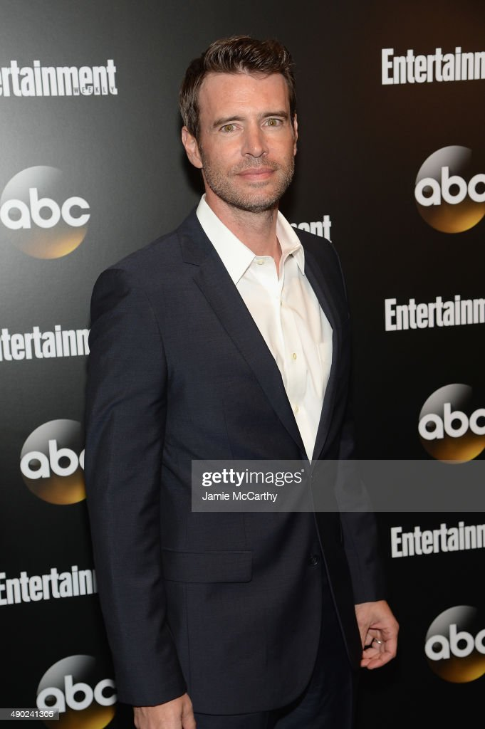 Actor Scott Foley attends the Entertainment Weekly ABC Upfronts Party at Toro on May 13 2014 in New York City