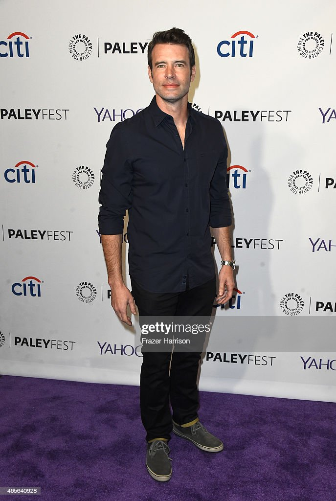 Actor Scott Foley attends The Paley Center For Media's 32nd Annual PALEYFEST LA 'Scandal' at Dolby Theatre on March 8 2015 in Hollywood California