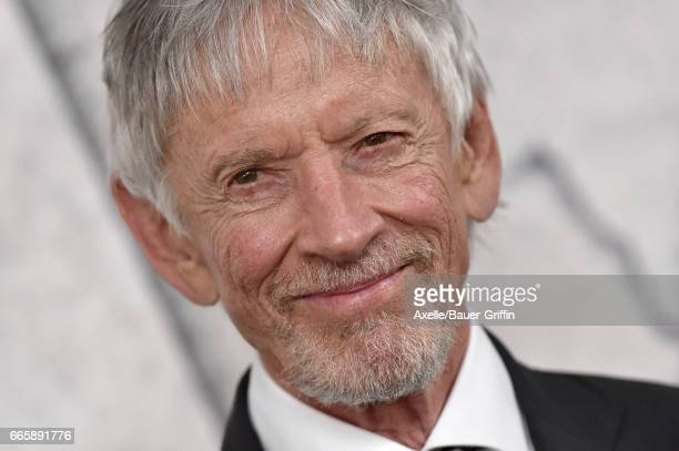 Actor Scott Glenn arrives at the Season 3 Premiere of 'The Leftovers' at Avalon Hollywood on April 4 2017 in Los Angeles California