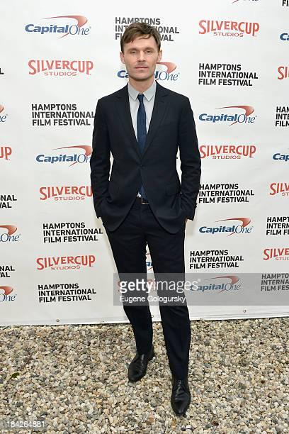 Actor Scott Haze attends the 21st Annual Hamptons International Film Festival on October 12 2013 in East Hampton New York