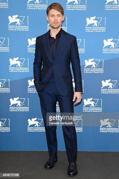 Actor Scott Haze attends 'The Sound And The Fury' Photocall during the 71st Venice Film Festival at Palazzo Del Casino on September 5 2014 in Venice...