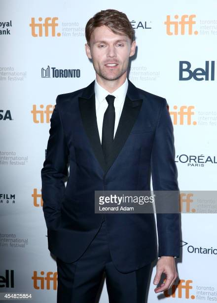 Actor Scott Haze attends the 'The Sound And The Fury' Premiere during the 2014 Toronto International Film Festival at Ryerson Theatre on September 6...