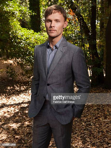 Actor Scott Haze is photographed for Vanity Fair Italy on September 1 2013 in Venice Italy