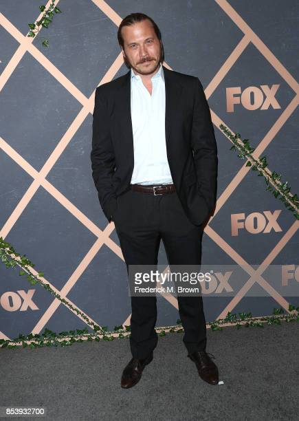 Actor Scott MacArthur attends FOX Fall Party at Catch LA on September 25 2017 in West Hollywood California