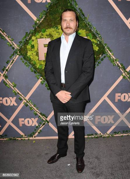Actor Scott MacArthur attends the FOX Fall Party at Catch LA on September 25 2017 in West Hollywood California