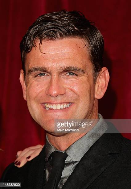 Actor Scott Maslen attends the British Soap Awards at The London Television Centre on April 28 2012 in London England