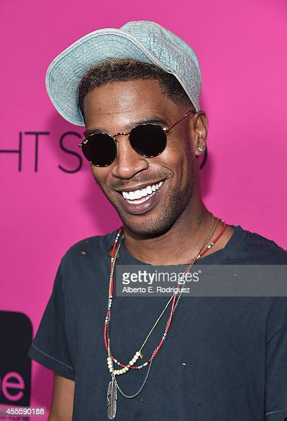 Actor Scott Mescudi arrives to the premiere of eOne Films' 'Two Night Stand' at the TCL Chinese 6 Theatres on September 16 2014 in Hollywood...