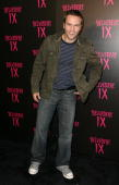 Actor Scott Porter arrives at the Belvedere IX Launch Party on February 5 2009 in Hollywood California