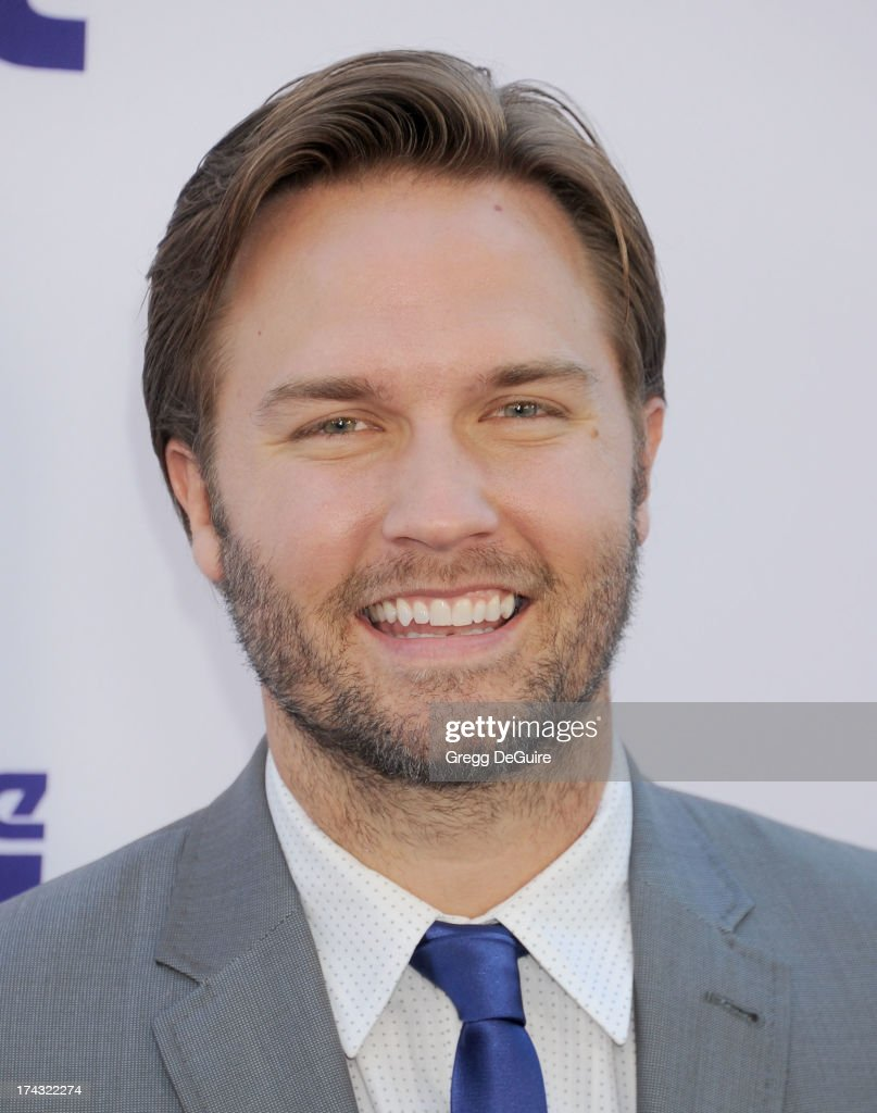 Actor Scott Porter arrives at the Los Angeles premiere of 'The To Do List' at Regency Bruin Theatre on July 23, 2013 in Los Angeles, California.