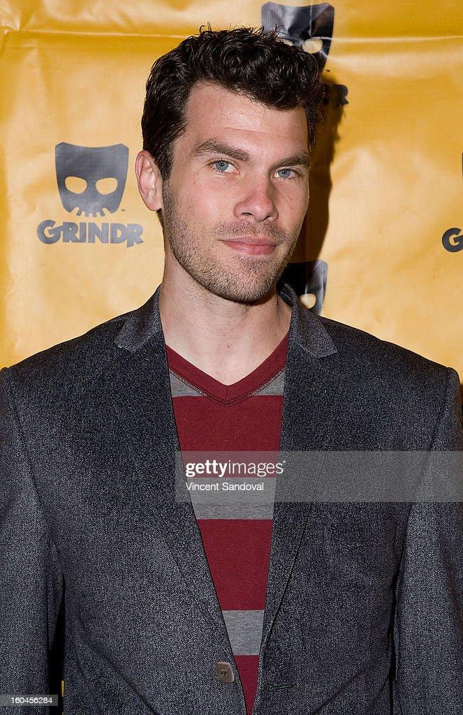 Actor Scott Pretty attends The Comedy Store presents 'The Naughty Bathhouse Show' at The Comedy Store on January 31, 2013 in West Hollywood, California.
