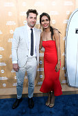 Actor Scott Speedman and Daniella Alonso attend the premiere of TNT's 'Animal Kingdom' at The Rose Room on June 8 2016 in Venice California