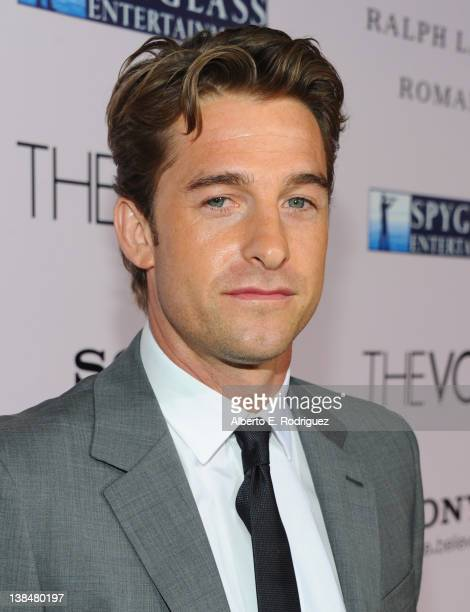Actor Scott Speedman attends the premiere of Sony Pictures' 'The Vow' at Grauman's Chinese Theatre on February 6 2012 in Hollywood California