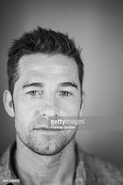 Actor Scott Speedman is photographed for Self Assignment on May 20 2014 in Cannes France