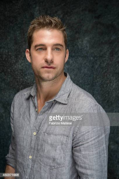 Actor Scott Speedman is photographed in Cannes France