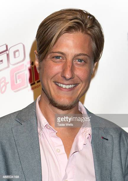 Actor Scott Turner Schofield arrives at Premiere Party For 'Liv Out Loud' at Akbar on September 14 2015 in Los Angeles California