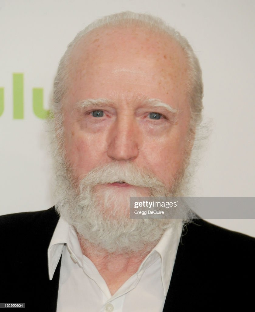 Actor Scott Wilson arrives at the 30th Annual PaleyFest: The William S. Paley Television Festival featuring 'The Walking Dead' at Saban Theatre on March 1, 2013 in Beverly Hills, California.