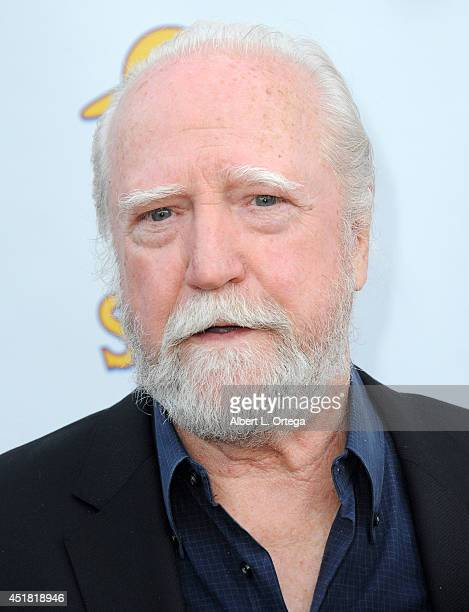 Actor Scott Wilson arrives for the 40th Annual Saturn Awards held at The Castaway on June 26 2014 in Burbank California